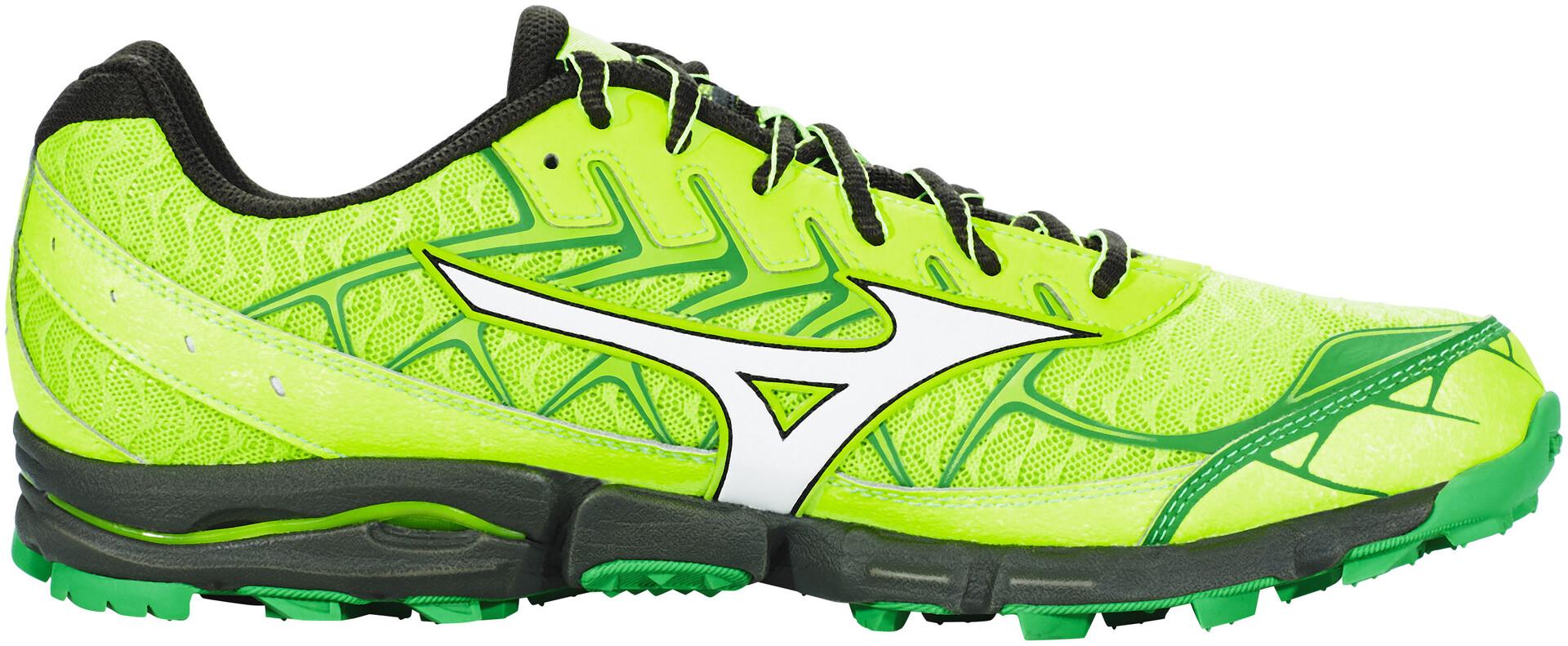Sur Running Wave Hayate Vert 4 Mizuno Campz Chaussures Homme 0vTZqxwU